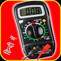 Digital Multimeter in Hindi icon