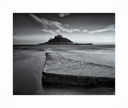 Photo: After a few nights of shooting stars in Cornwall it was nice to spend a few hours there in evening light. Just a short drive from home, St Michael's Mount is a striking and wonderful subject.