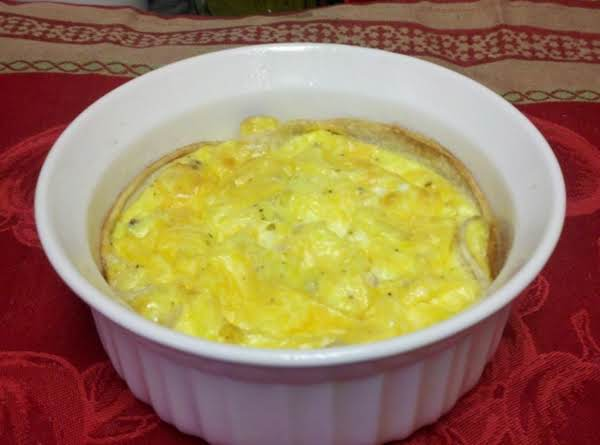 Tortilla Quiche Recipe