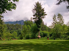Photo: Pretty 6th hole at Mt. Si Golf Course. May 28, 2014.