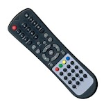 Freeview Remote Control S7070r Icon
