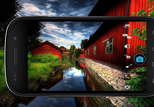 無料摄影AppのHD Camera|記事Game