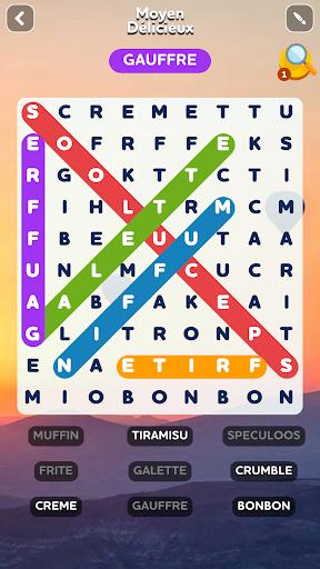 Télécharger gratuit Mots Mêlés - Word Search Quest APK MOD 1
