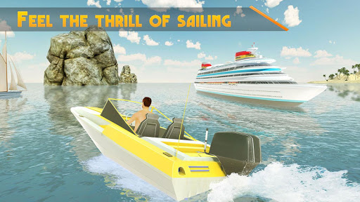 Extreme Boat Driving Simulator  screenshots 3