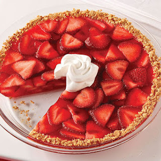 Strawberry Fruited Pie Recipe