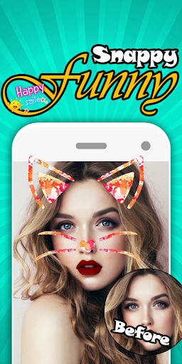 Filter For SnapChat Cat Face Camera  screenshots 11
