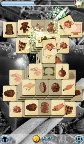 android Hidden Mahjong: Chocolat Screenshot 1