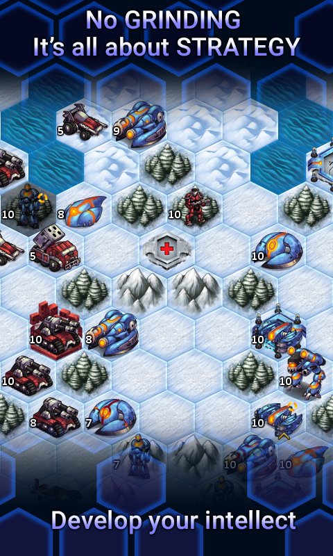 UniWar- screenshot