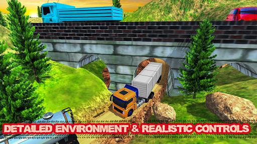 Offroad Transport Truck Simulator:Truck Diver 2019 hack tool