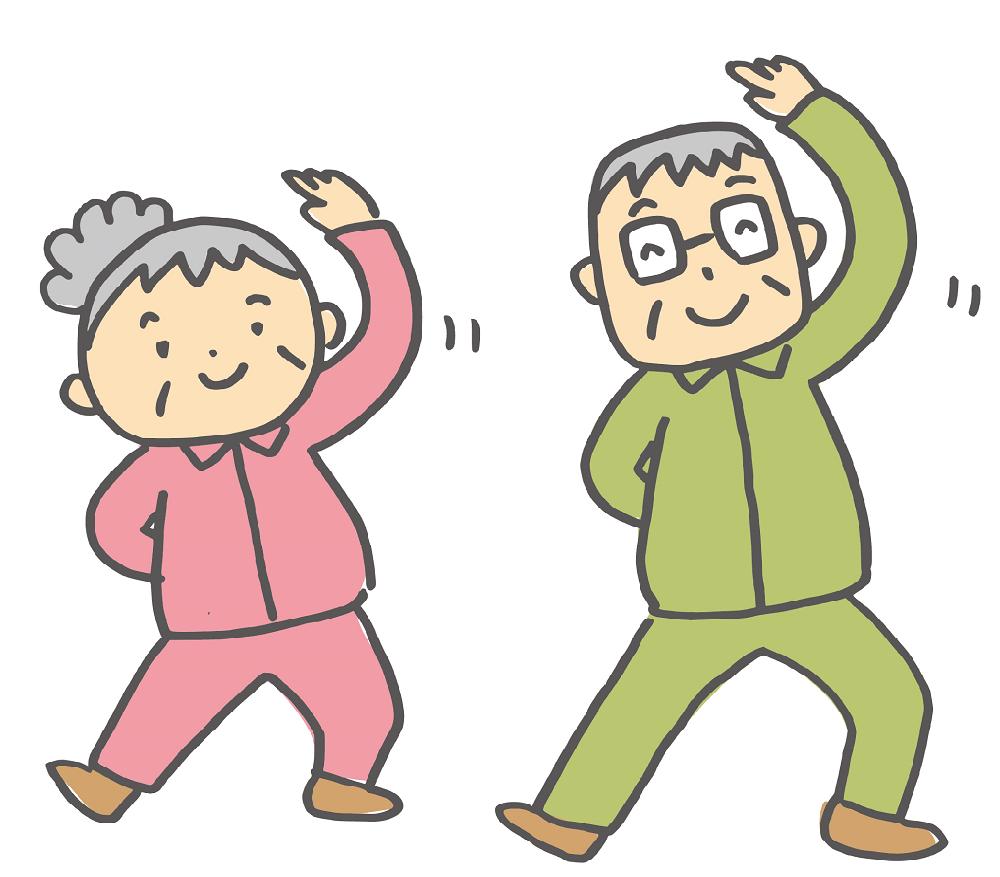 身體柔軟度
