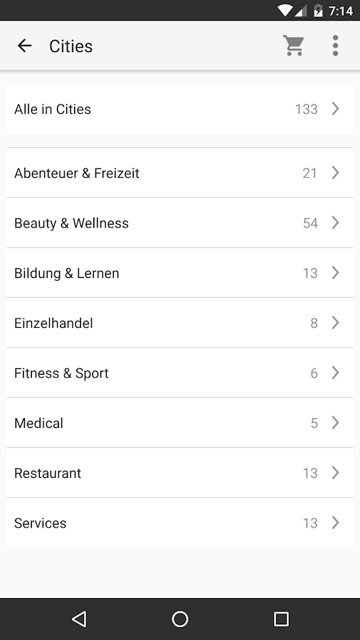 DeinDeal - Shopping & Deals – Screenshot