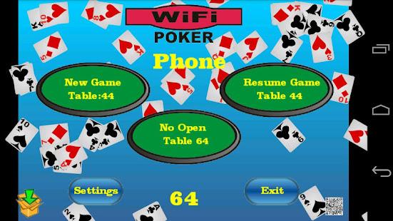 Wifi Poker