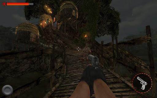 虚拟现实死了的土地僵尸战斗
