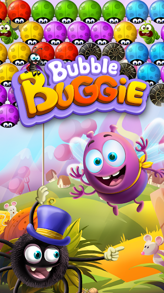 Bubble Buggie Pop v1.9 [Mod]