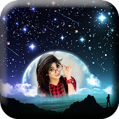 Good Night Photo Frame