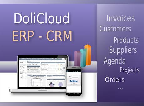 DoliCloud CRM