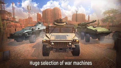 Metal Force: PvP Car Shooter  screenshots 7