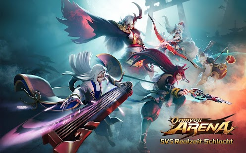 Onmyoji Arena Screenshot