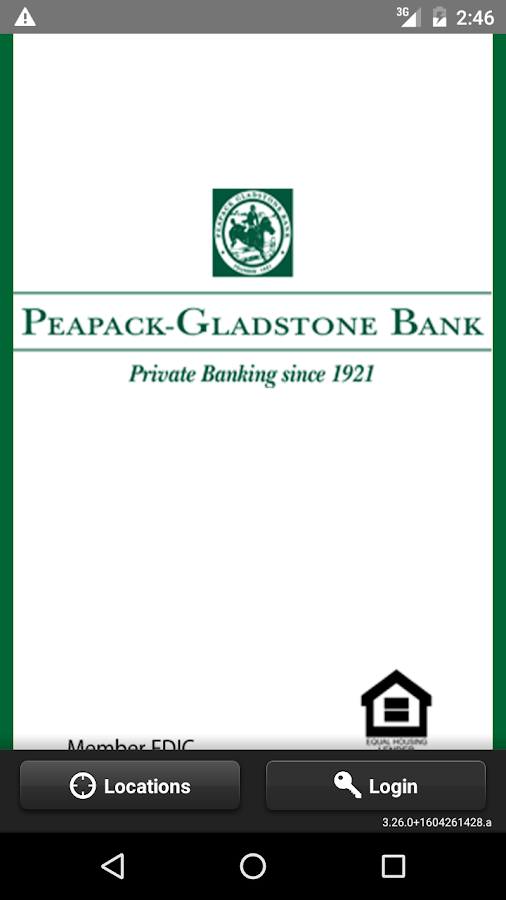 PGB Mobile Banking- screenshot