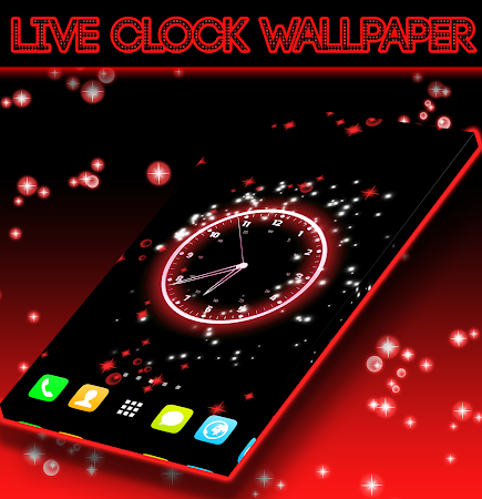 Live Clock Wallpaper 1.231.1.82 screenshot 625782