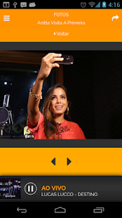 Rádio Gazeta FM- screenshot thumbnail