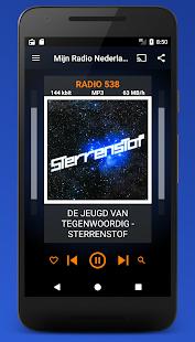 Mijn Radio Nederland - Supports Chromecast. - náhled