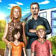 Virtual Family Dad Simulator: Ultimate House Champ icon