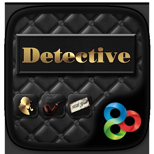 Detective  GO Launcher Theme