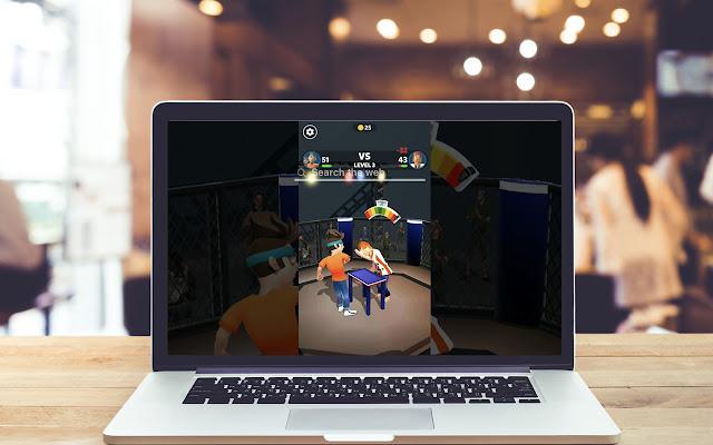 Slap Kings HD Wallpapers Game Theme