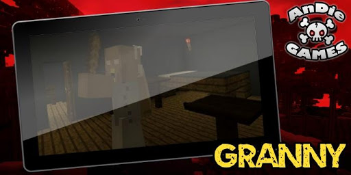Map Granny Horror Mansion for MCPE 1.0 screenshots 2