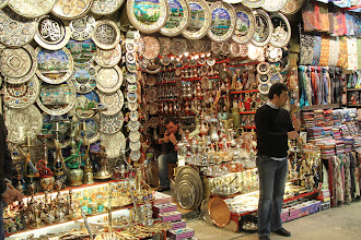 Photo: Didžiojo Stambulo turgaus spalvos.   The colours of Istambul's Grand Bazaar.