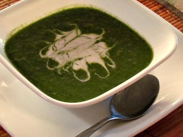 Nettle Soup Recipe