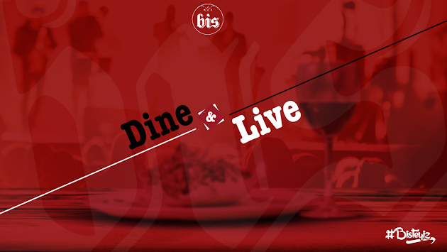 Bis Dine and Live GooglePlus  Marka Hayran Sayfası