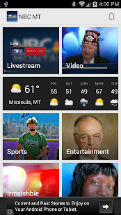 NBC Montana News- screenshot thumbnail