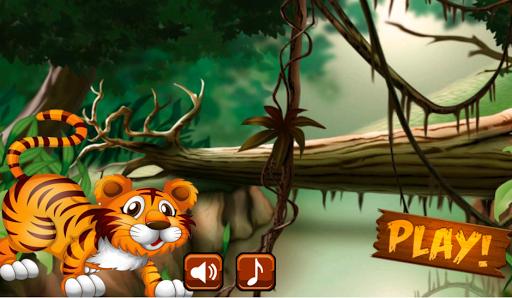 Tiger Jungle Run