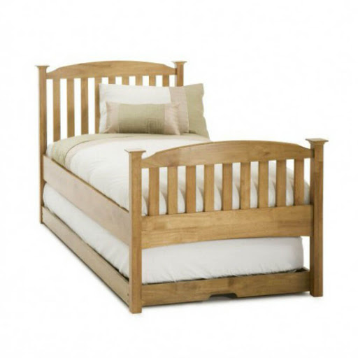 Serene Eleanor High Foot End Guest Bed