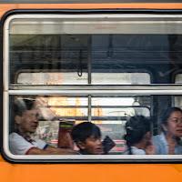 Meraviglie al finestrino del tram di