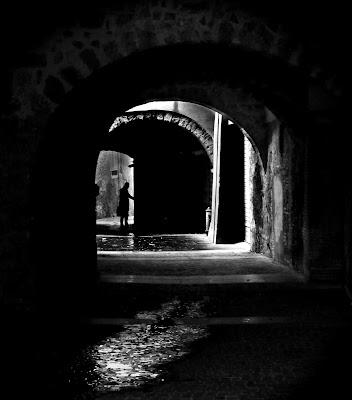 Archi nel vicolo di Justinawind