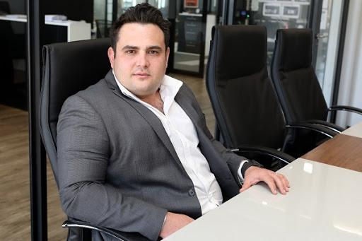 AURA CEO Warren Myers.