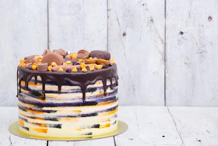 Sous-tartes colorées