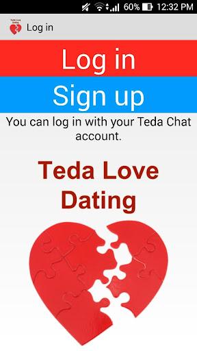 泰達自由戀愛與約會應用程序