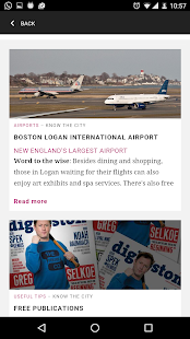 Boston City Guide- screenshot thumbnail