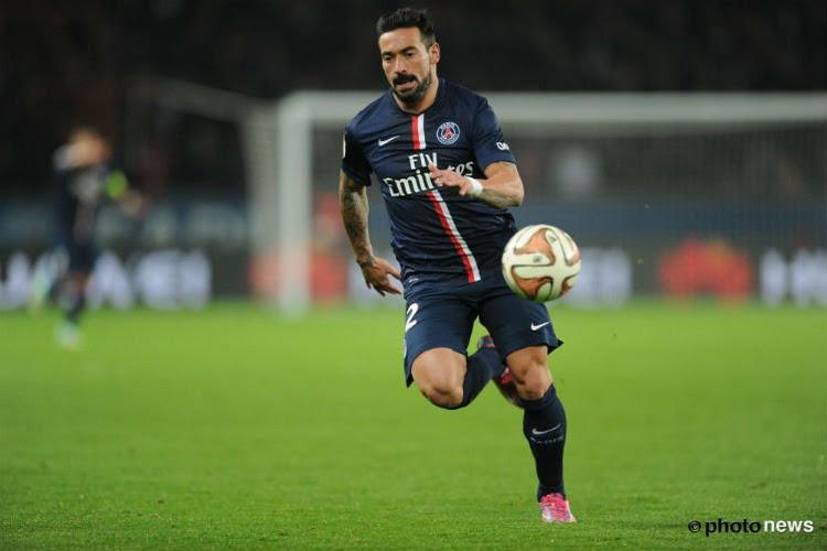 """Lavezzi n'a """"pas aimé la Ligue 1"""""""