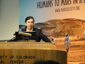 Photo: Dr. James Reuther, NASA Deputy Associate Administrator, Space Technology Mission Directorate