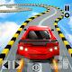 Crazy Car Sky Stunts Impossible Tracks Car Racing APK