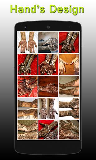 Mehndi Design-2015