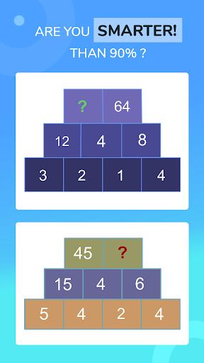Math Games - Math Puzzles , Best Riddles & Games screenshots 1