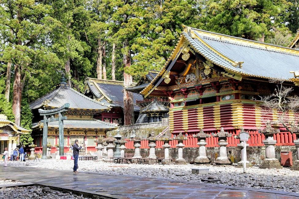 Toshogu - Nikko, Japonia