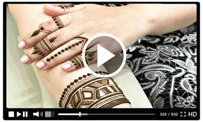 Download Simple Mehndi Designs Videos Tutorial 2019 For Android