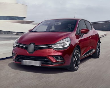 New Wallpapers Renault Clio 2018 - náhled